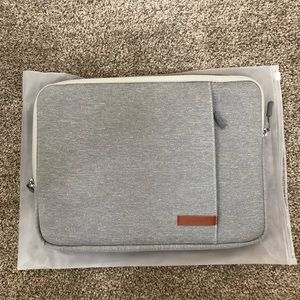 "13"" laptop case GRAY"